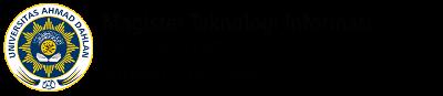 Magister Teknik Informatika